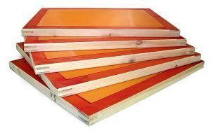 Wood Screen Printing Screens