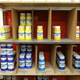 Screen Printing Inks - Daler Rowney